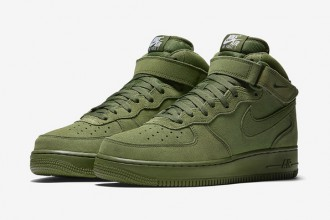 nike-air-force-1-mid-olive