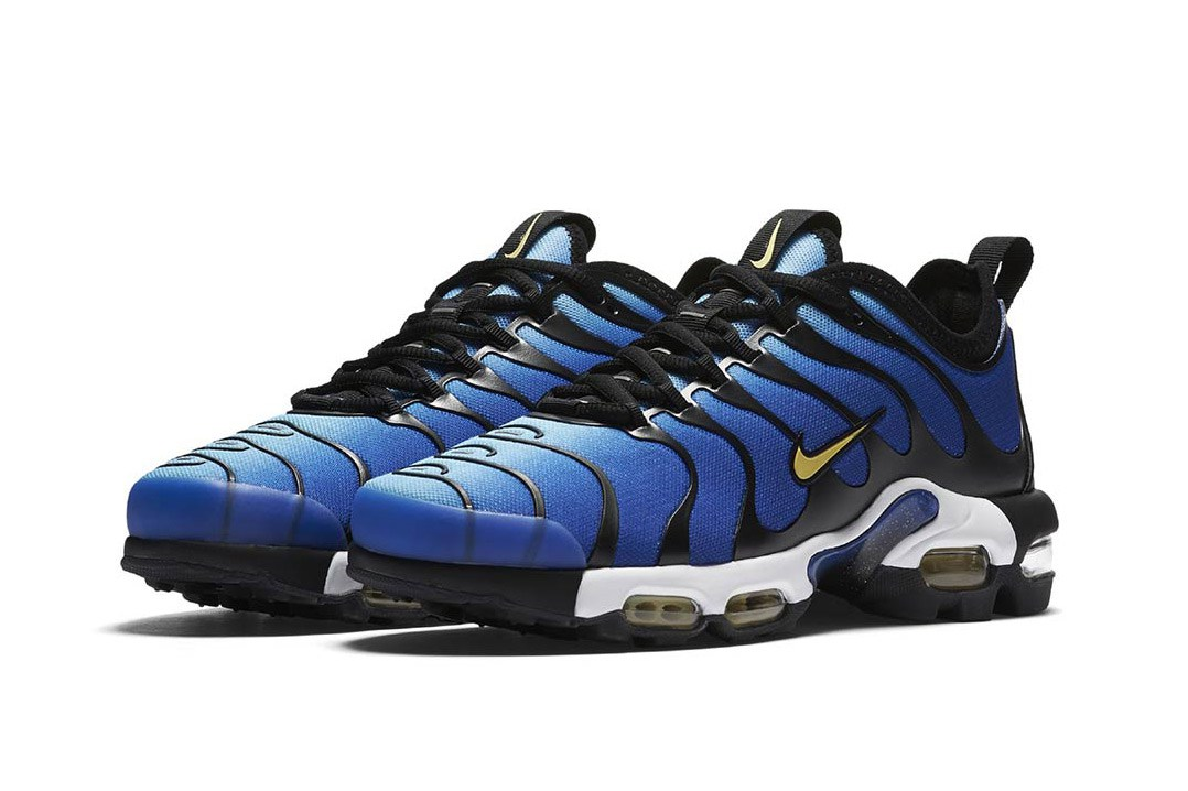 La Nike Air Max Plus a aussi droit à sa version Ultra