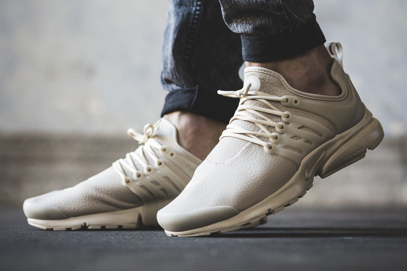 Les Nike Air Presto version « chair »