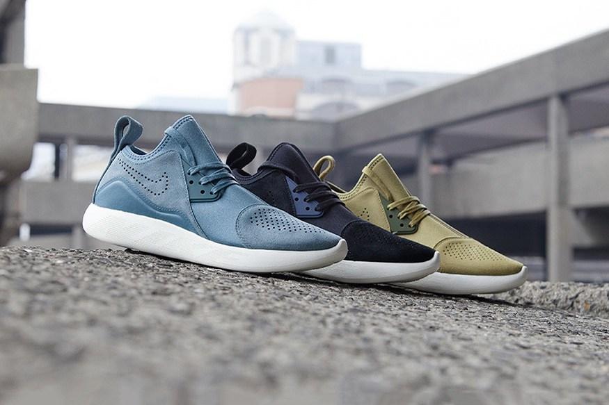 La Nike LunarCharge revient pour une version «Suede Pack»