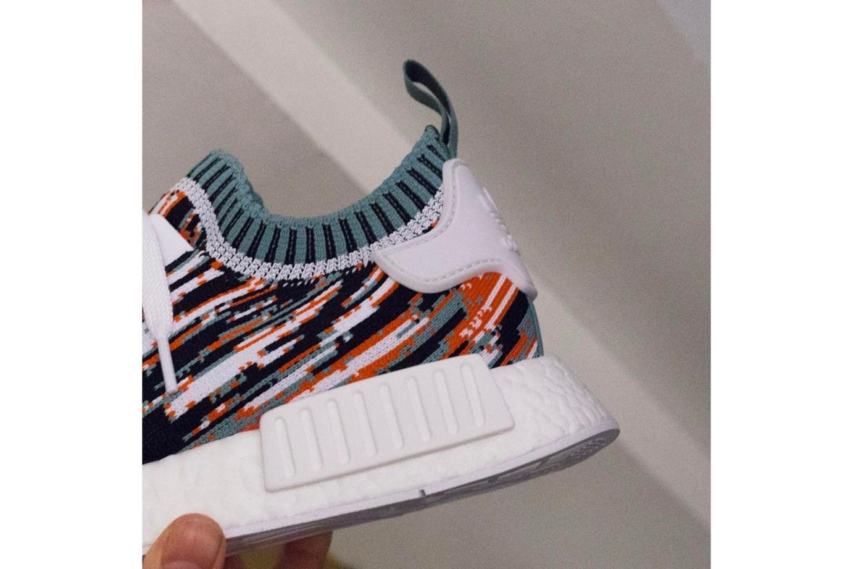 Adidas et Sneakersnstuff s'unissent pour une NMD R1