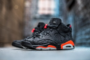 The Shoe Surgeon sort une nouvelle Air Jordan 6 en python