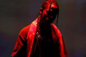 Visionnez la performance puissante et hypnotisante de Travis Scott chez Jimmy Kimel