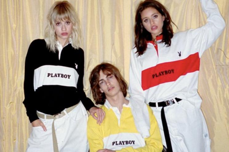 Playboy et JOYRICH nous envoient dans les années 90