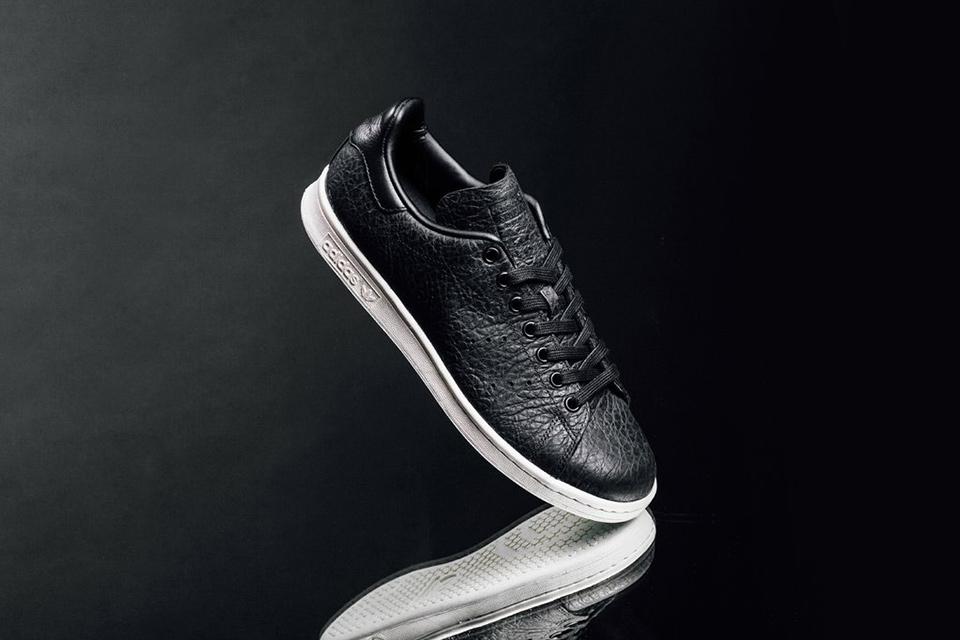 Voici la dernière Adidas Stan Smith Quilted Leather