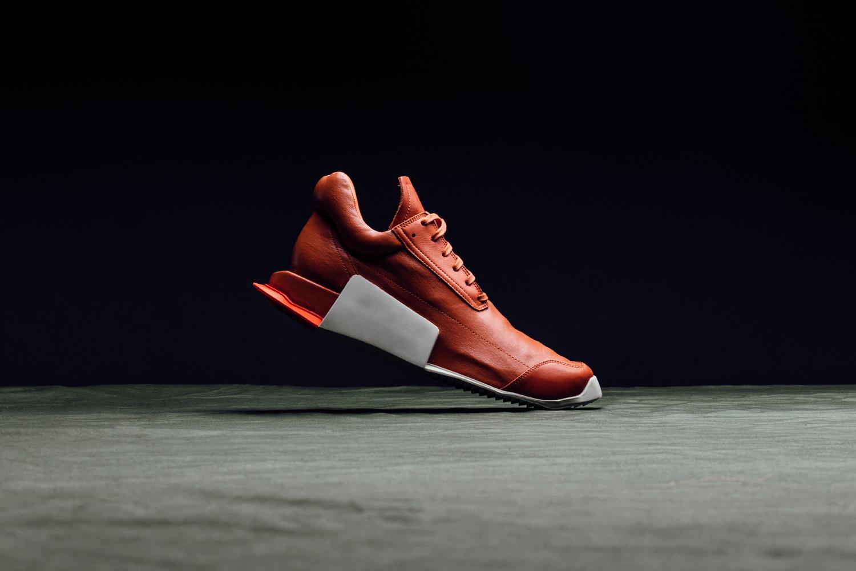 Un nouveau coloris pour la Adidas x Rick Owens «Level Runner Low»