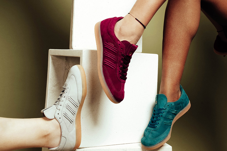 Adidas Consortium célèbre la féminité avec un superbe pack de Samba