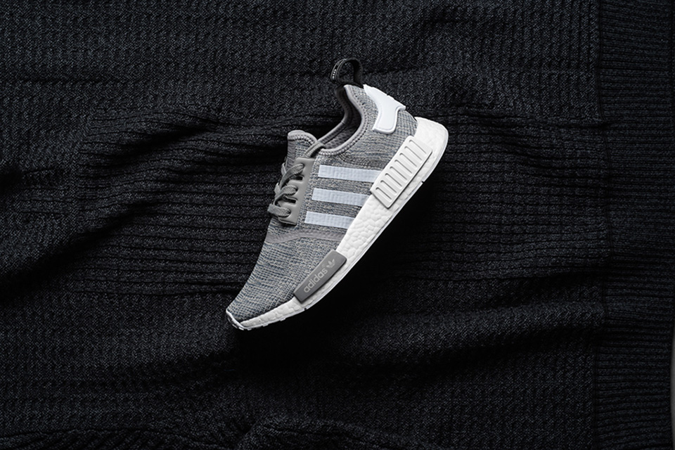 "Adidas lance la NMD_R1 ""Solid Grey"""