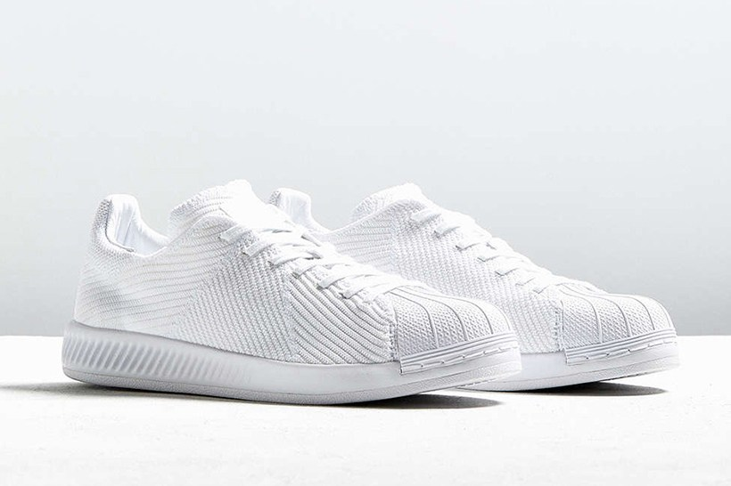 "Découvrez l'Adidas Originals Superstar BOUNCE ""Triple White"""