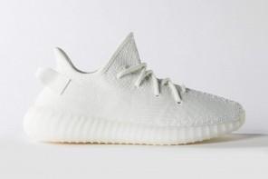 La Adidas Originals YEEZY BOOST 350 V2 «Cream White» est pour bientôt