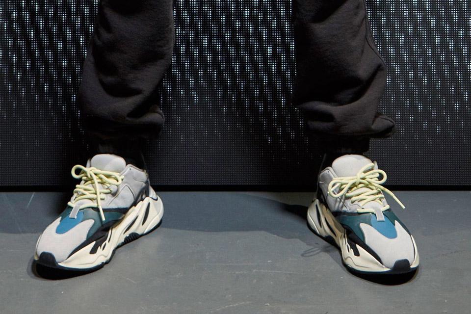 La Adidas Yeezy Runner a été dévoilée au show Yeezy Season 5