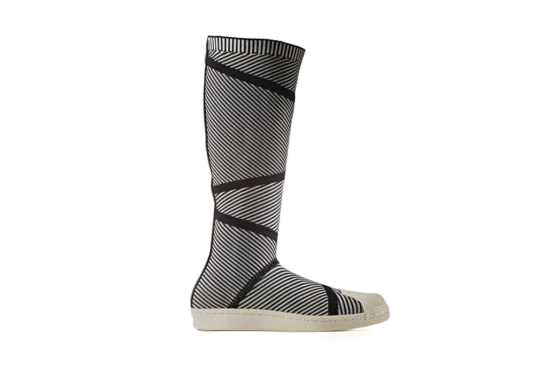 Adidas nous offre une Superstar Primeknit Boot