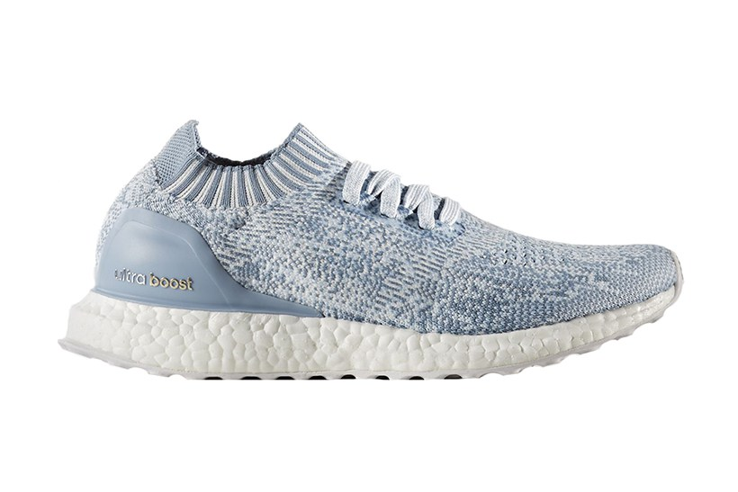 Adidas lance l'UltraBOOST Uncaged « Crystal White »