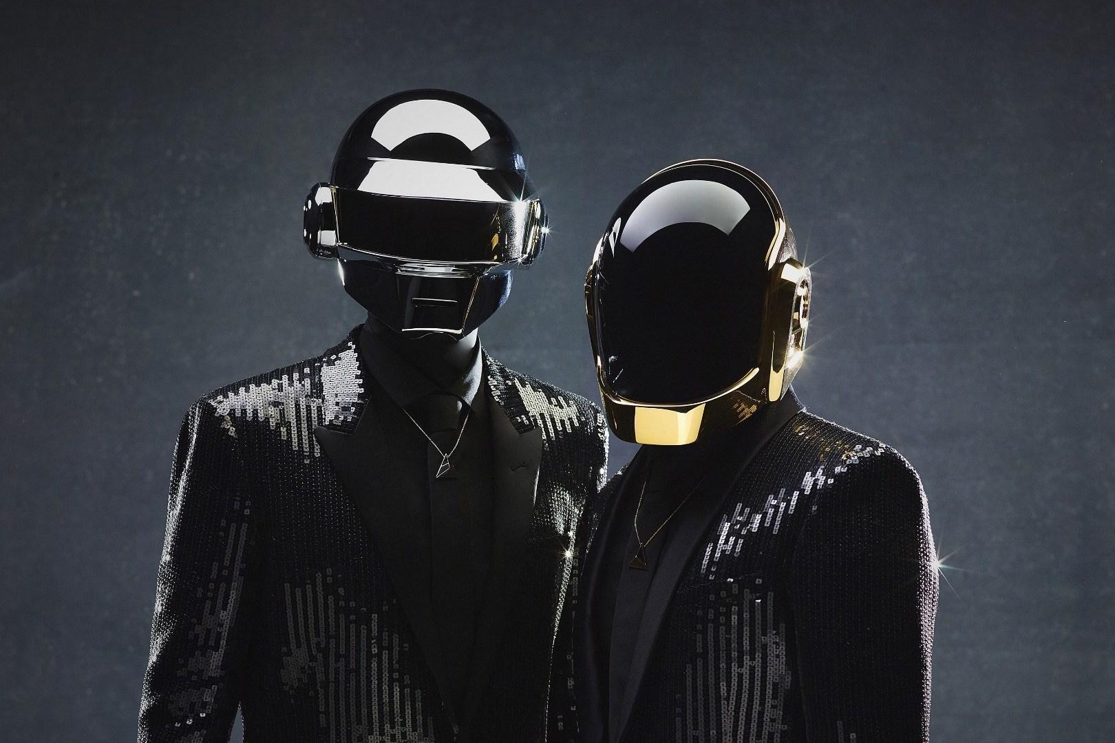 Les Daft Punk vont faire leur grand retour aux Grammys 2017