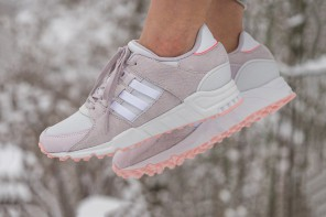 Découvrez l'inédite «Haze Coral» EQT Support RF d'Adidas Originals