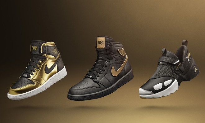 Jordan Brand célèbre le Black History Month 2017 avec des nouvelles sneakers