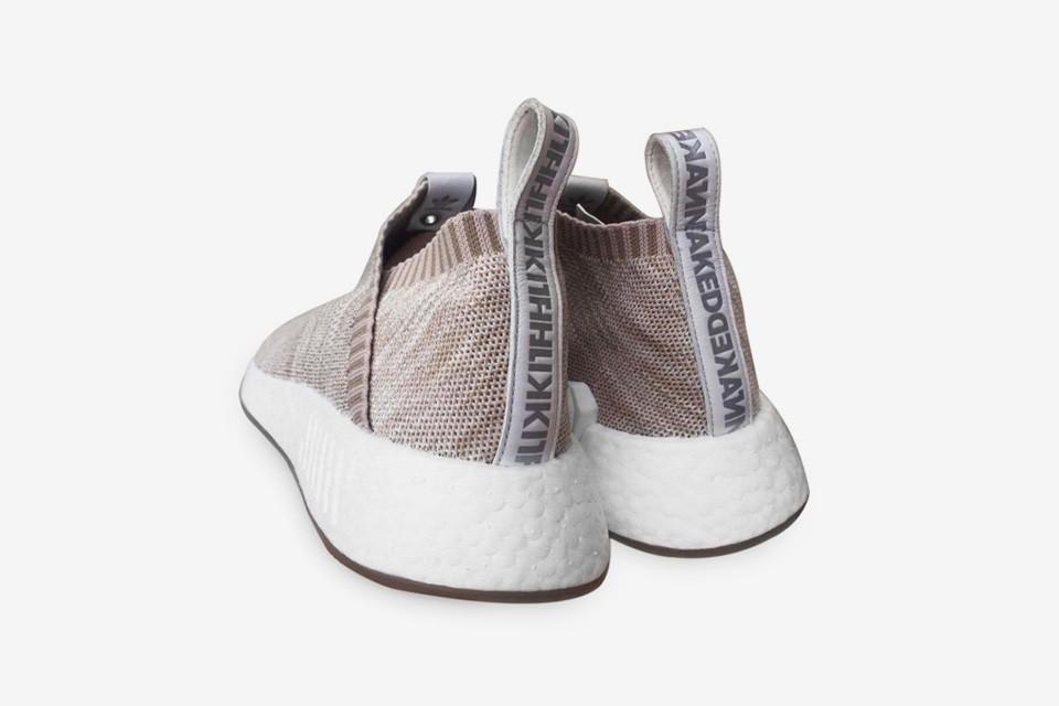 Découvrez la KITH x NAKED x Adidas Consortium NMD City Sock 2
