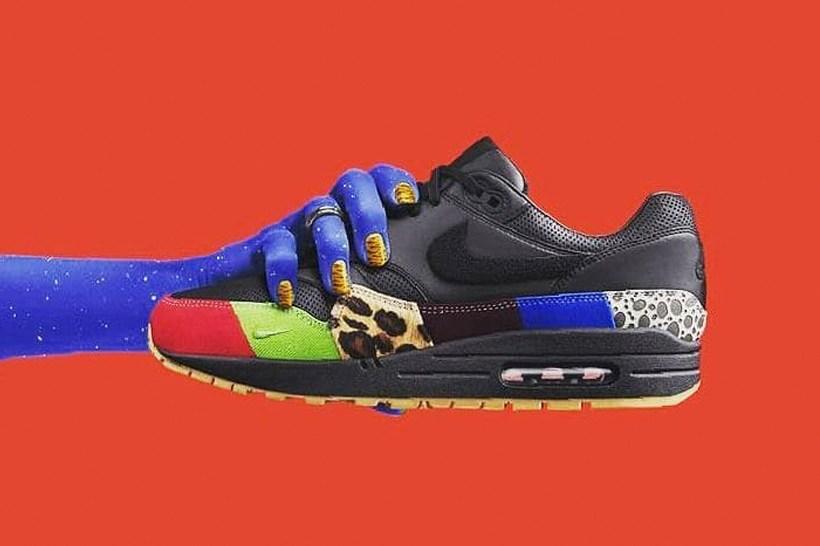 La prochaine Nike Air Max 1 «What The»