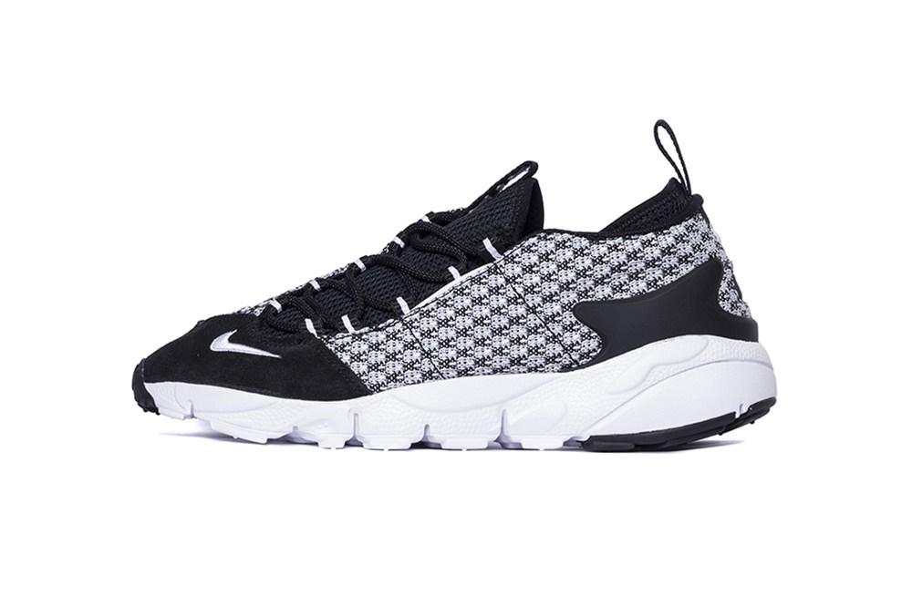 Nike recouvre sa Air Footscape NM de jacquard