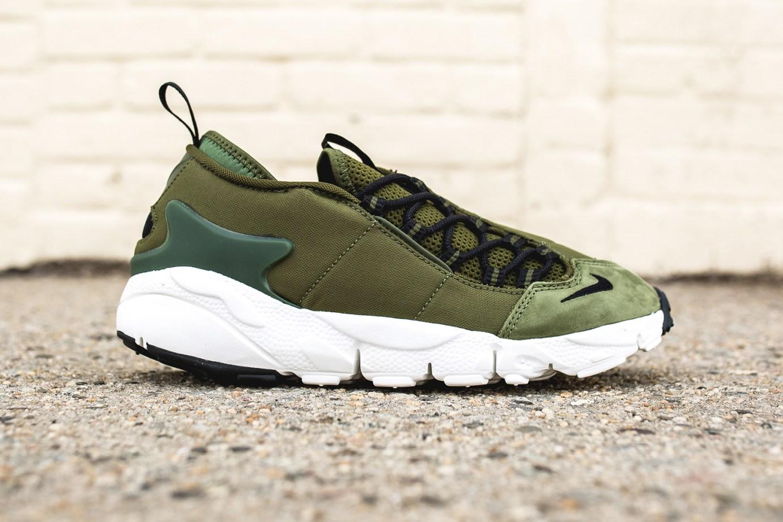 Le Nike «Legion Green» se dépose sur l'Air Footscape NM