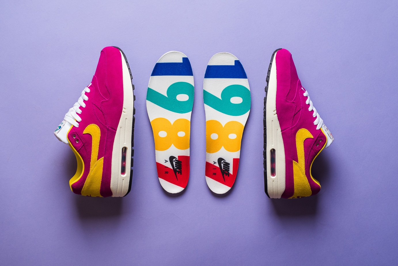 La Nike Air Max 1 « Dynamic Berry »