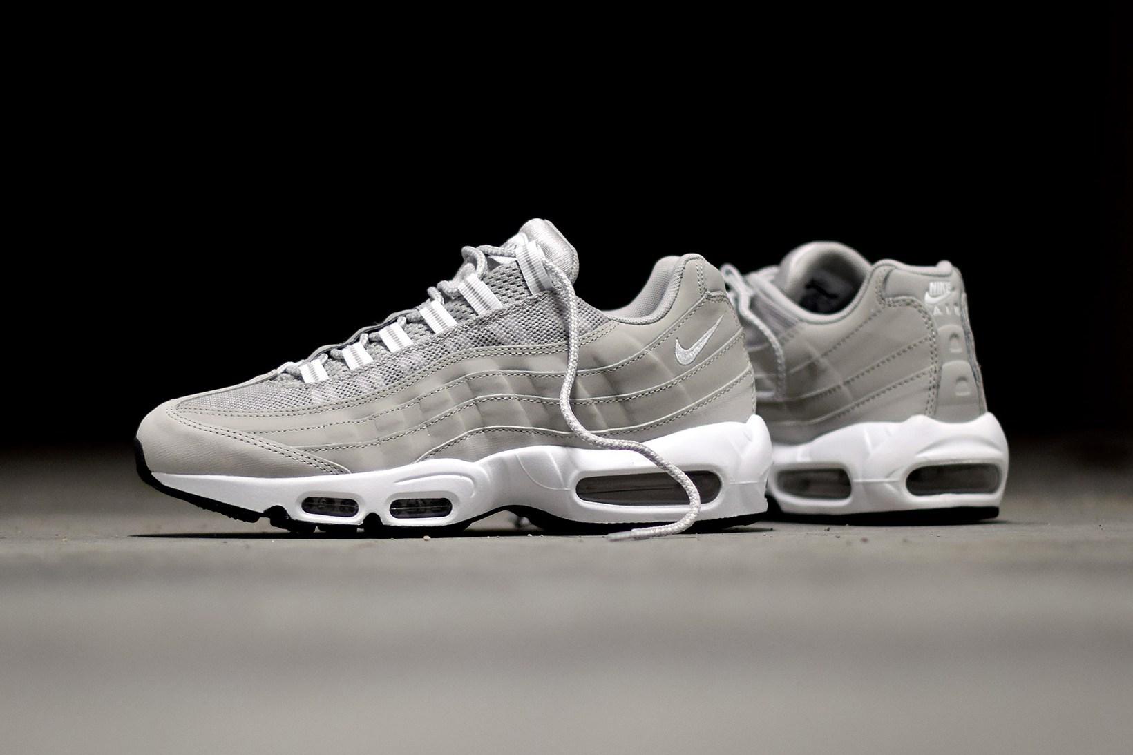 Découvrez l'inédite Nike Iconic Air Max 95 «Granite»