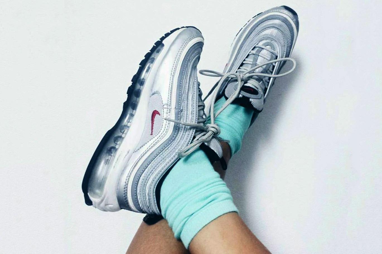La bien-aimée Nike Air Max 97 «Silver Bullet» revient !