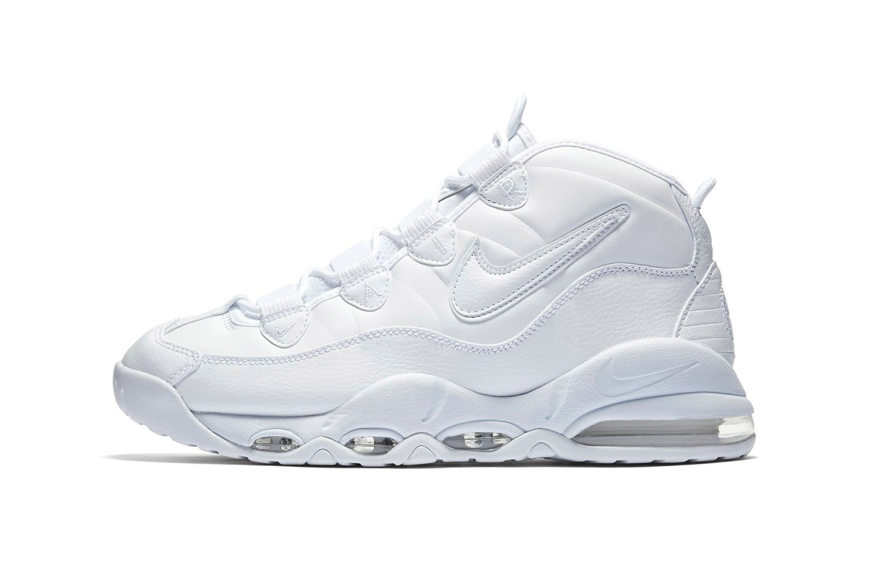 Découvrez l'inédite Nike Air Max Uptempo «Triple White»