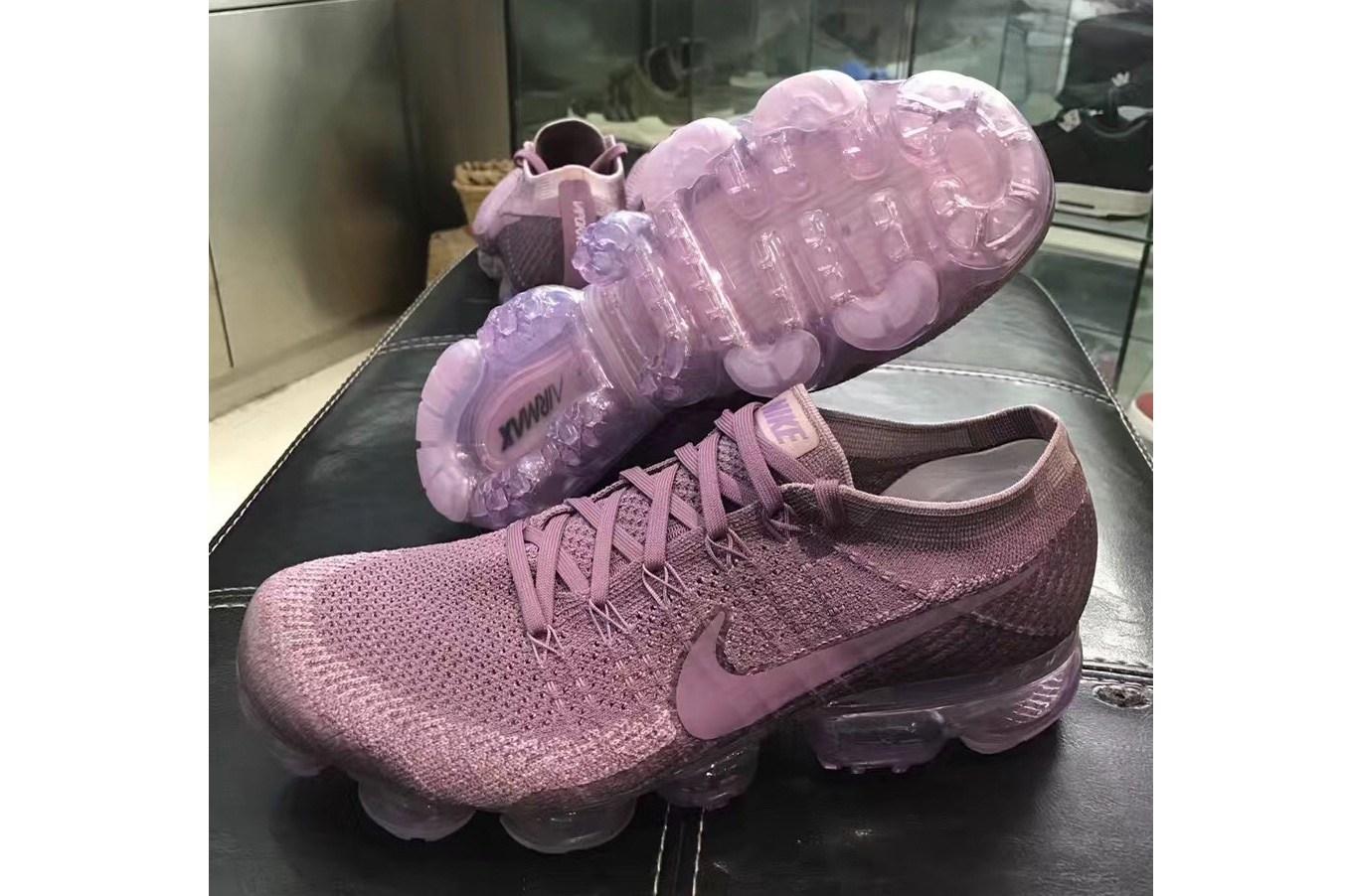 Découvrez l'inédite Nike Air VaporMax All-Purple