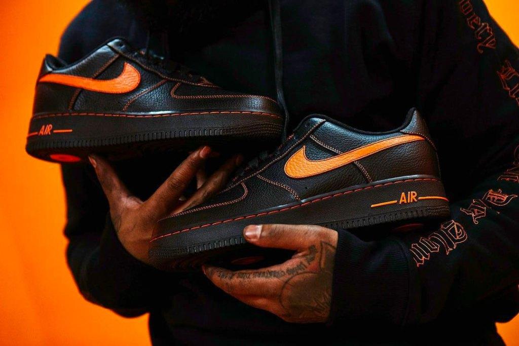 La VLONE x Nike Air Force 1 sort la semaine prochaine