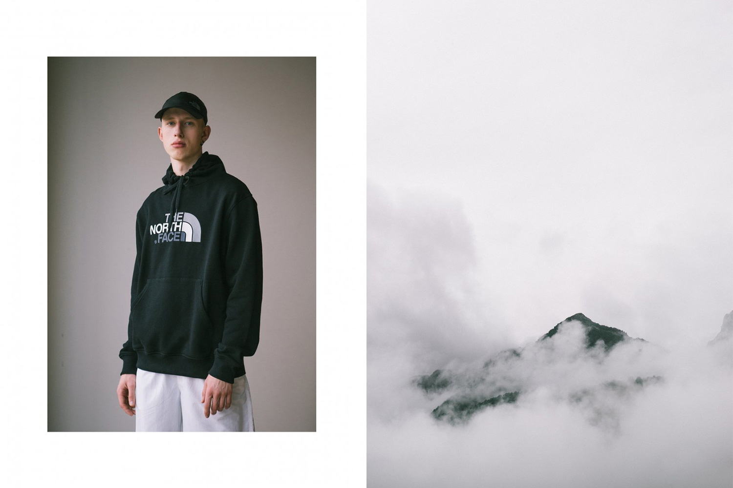 The North Face sort un nouvel éditorial pour sa collection Spring/Summer 2017