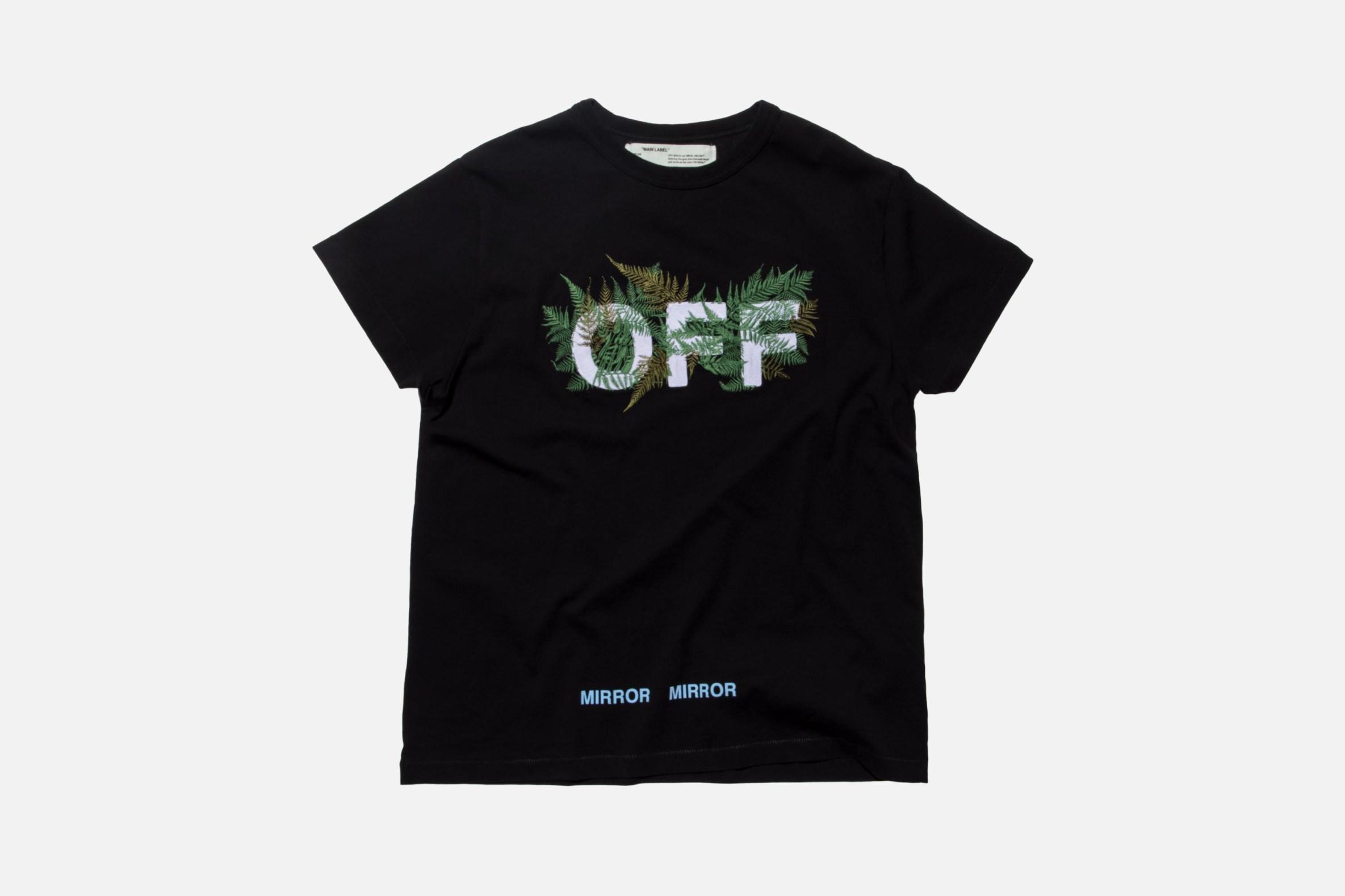 OFF-WHITE sort une nouvelle ligne de t-shirts