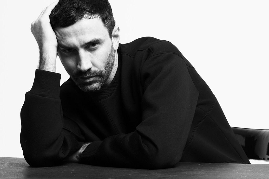 Givenchy c'est fini pour Ricardo Tisci !