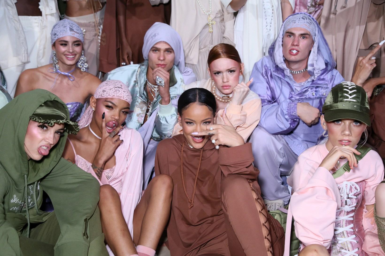 Rihanna présentera sa troisième collection Fenty x Puma à Paris