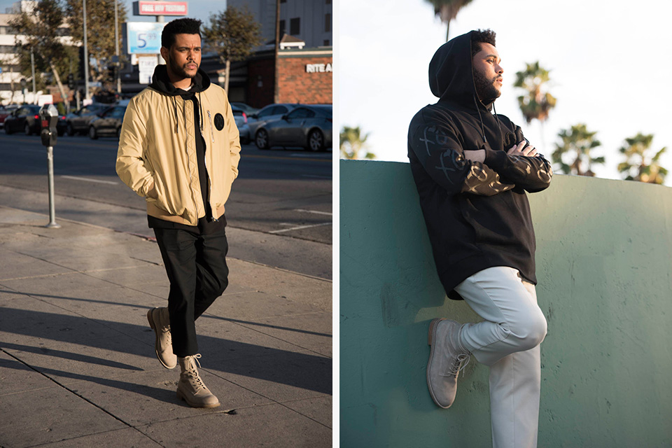 The Weeknd et H&M développent ensemble la collection « Spring Icons »