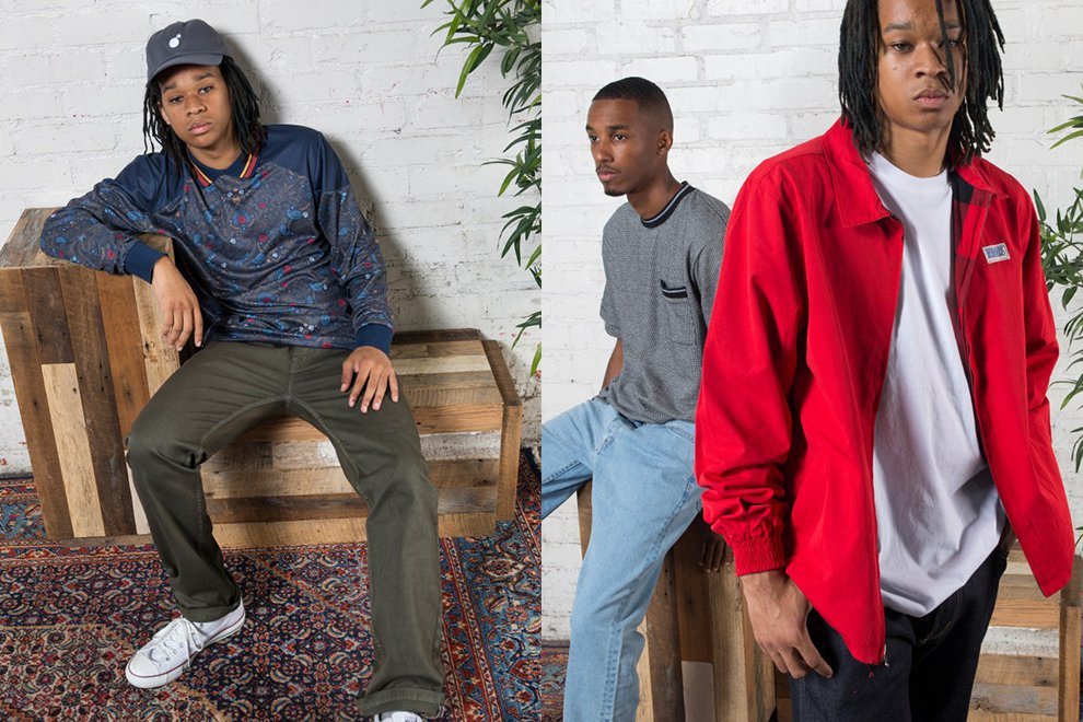 The Hundreds rend le Streetwear et le Workwear sophistiqués dans sa collection Spring 2017