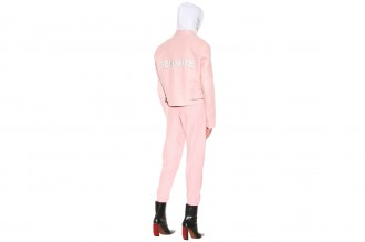 vetements-securite-pink-leather-jacket-1