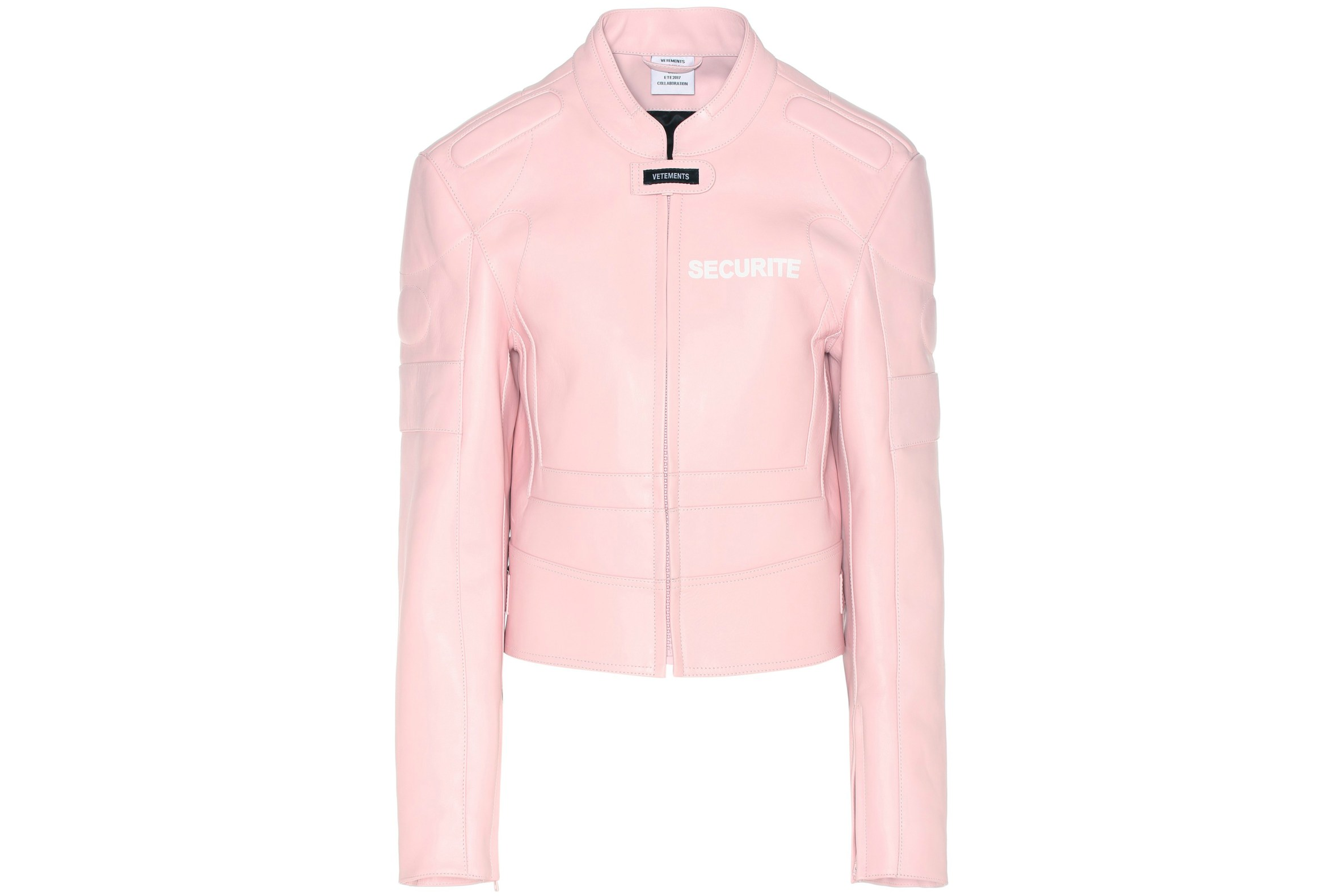 vetements-securite-pink-leather-jacket-2