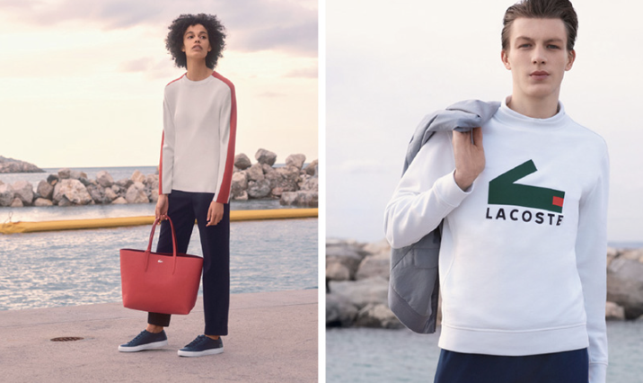Lacoste dévoile sa collection FW17