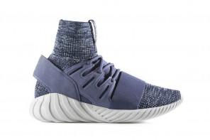 La Adidas Originals Tubular Doom revient dans une nouvelle teinte Blue Glow