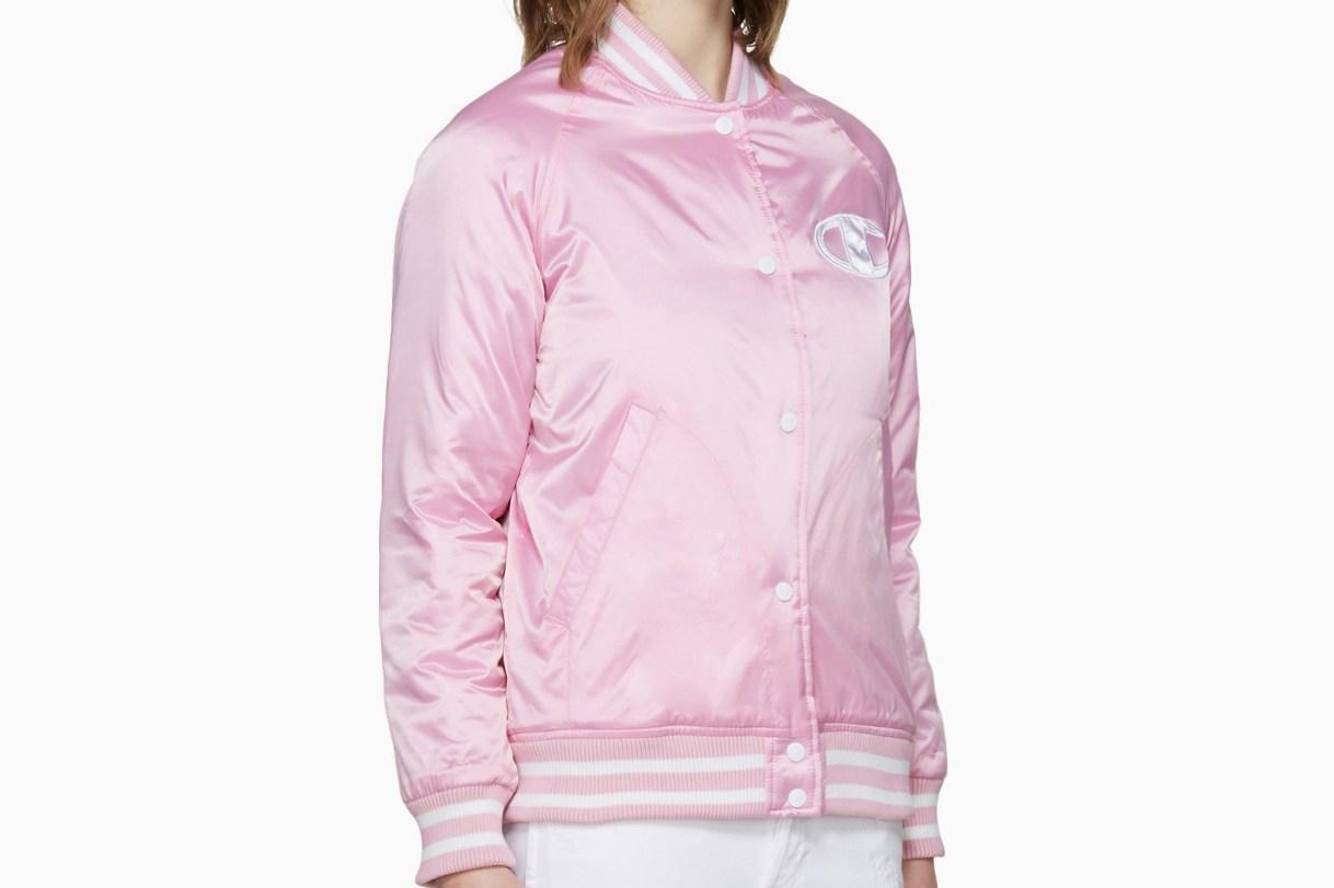 champion-reverse-weave-logo-bomber-pink-black-6