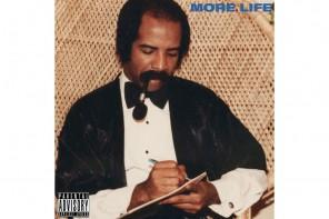 L'album More Life de Drake est enfin sorti
