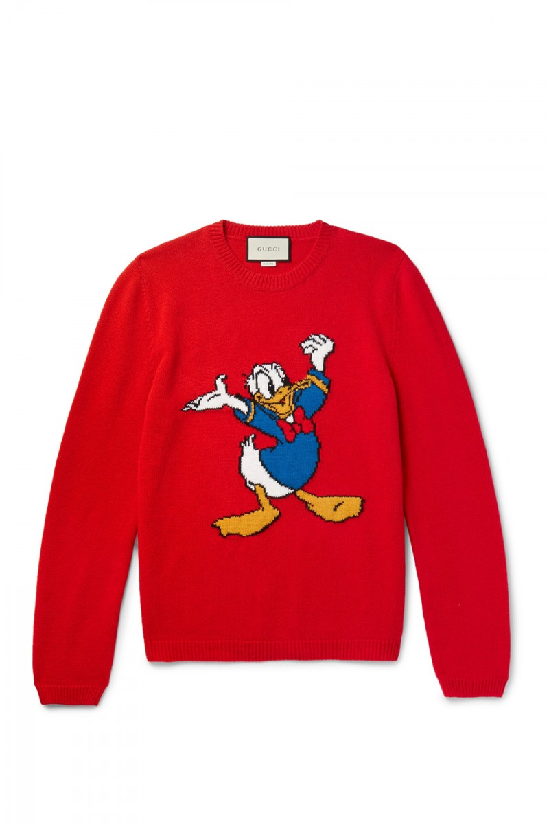 0ff6d40a L'édition Donald Duck de GUCCI est enfin disponible