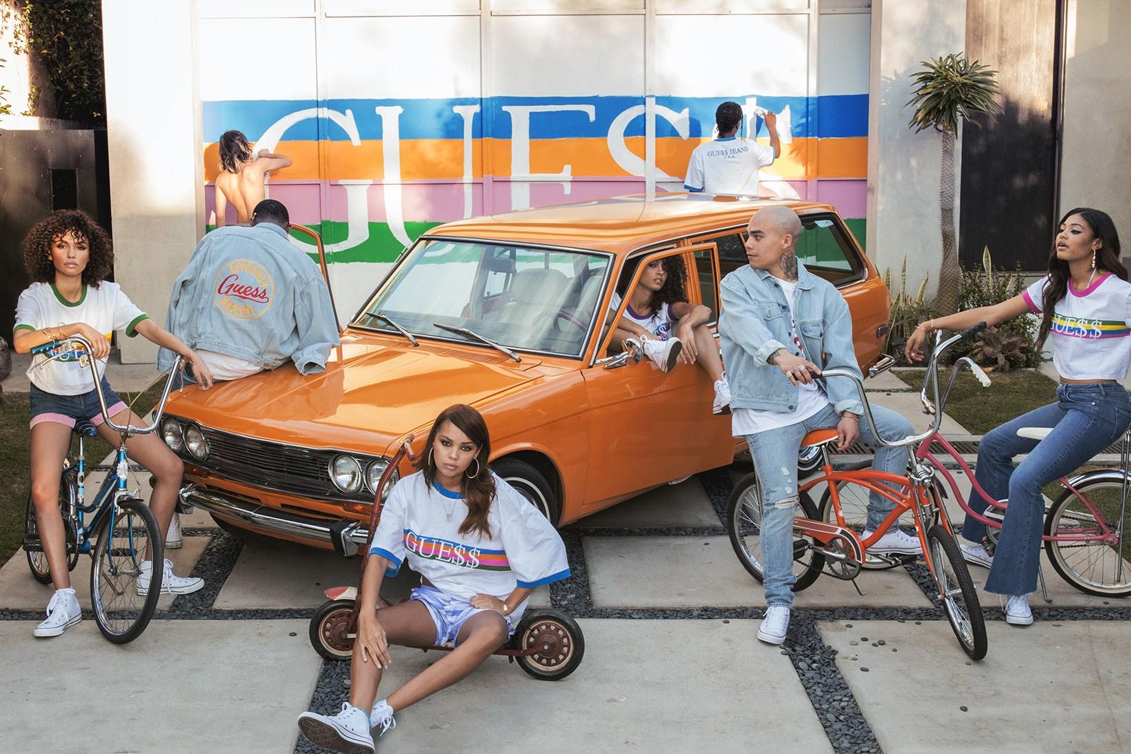 A$AP Rocky & GUESS Originals sont de retour pour un deuxième round