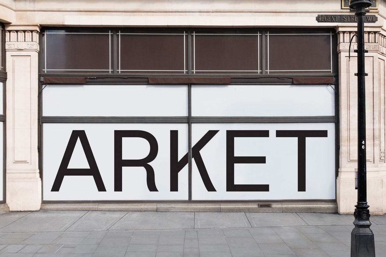 H & M lance une nouvelle marque appelée Arket