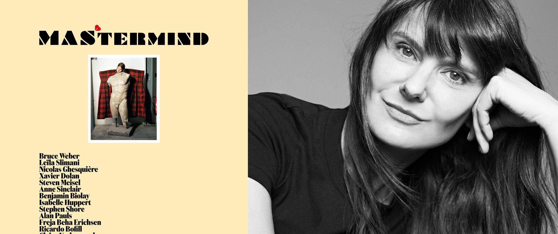 La rédactrice française la plus influente Marie-Amélie Sauvé lance son magazine