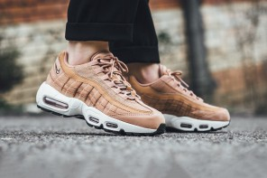 Voici l'inédite Nike Air Max 95 Dusted Clay