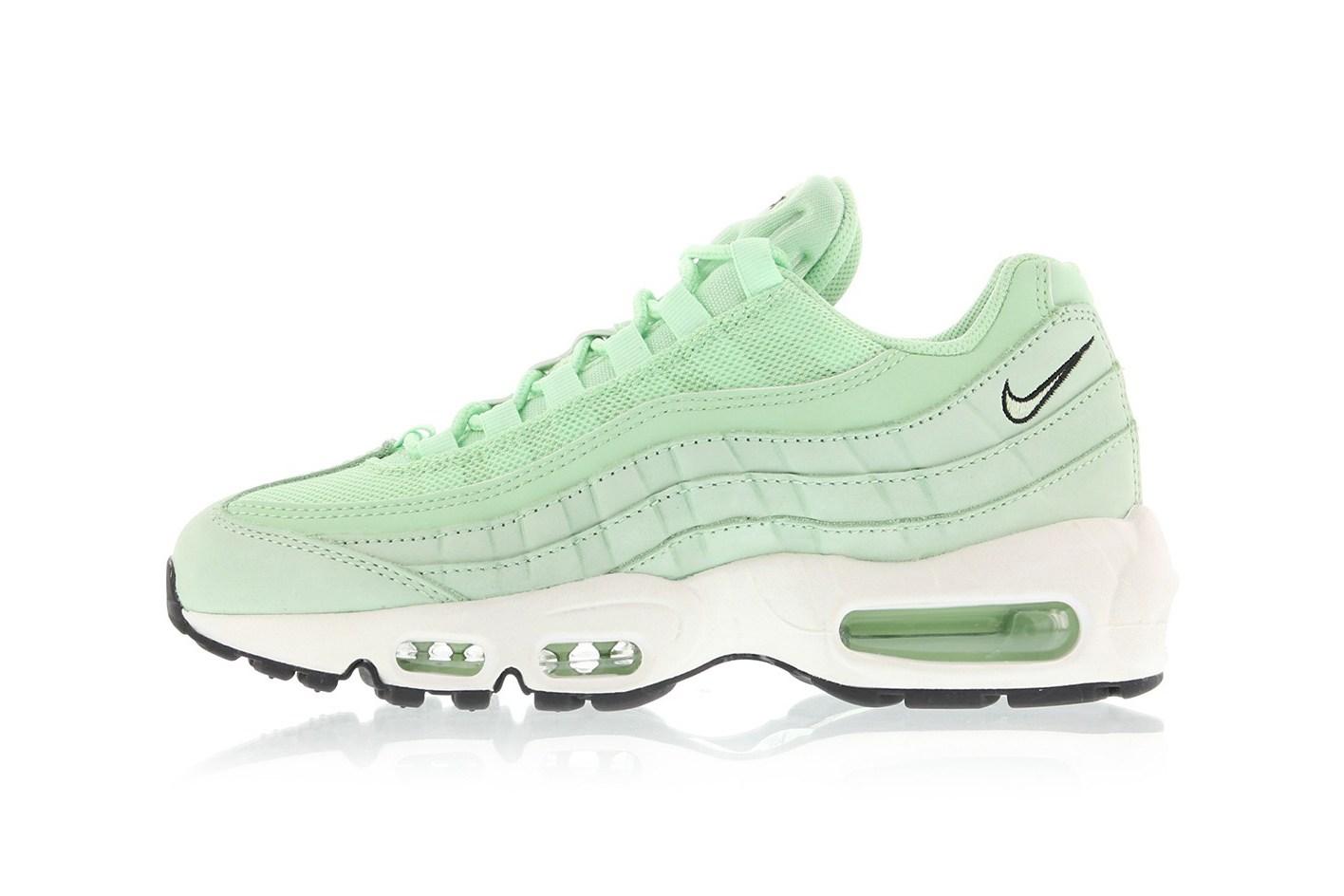 La Nike Air Max 95 obtient un coloris vert menthe pour le printemps