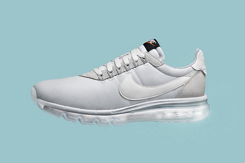 Nike fait tomber une élégante Air Max LD-Zero «Light Grey»
