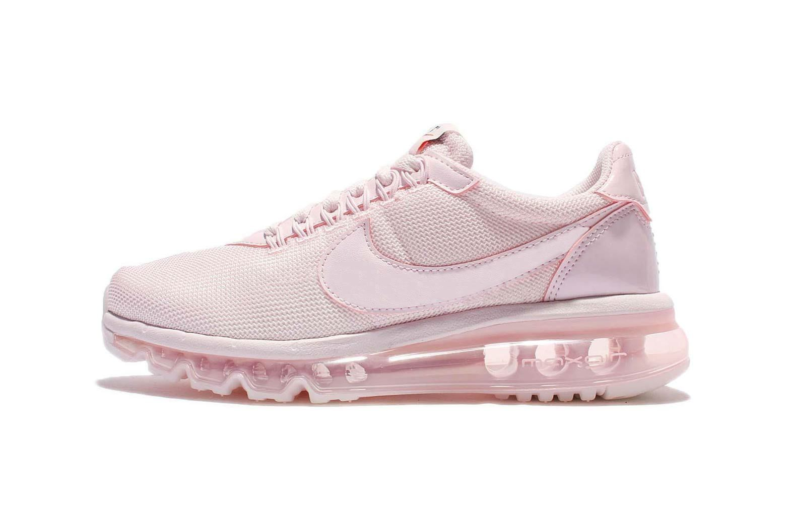 new product bd4f1 5e71c ... where can i buy nike air max ld zero pearl pink 2 41d4e 70890
